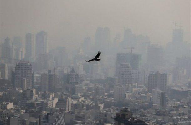 دشتهای اطراف مشهد کانون بحران آلودگی هواست