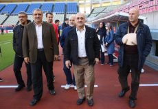 گرشاسبی و دو عضو هیات مدیره بازنشسته پرسپولیس استعفا کردند