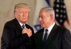 ترامپ: اسرائیل صلح میخواهد/اراضی فلسطینیها دو برابر میشود