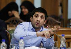 علیرضا دبیر در انتخابات فدراسیون کشتی شرکت میکند