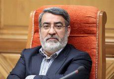 وزیر کشور: در اعتراضات آبان هیچ مقابله مسلحانهای با مردم نشد!