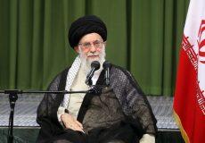 حضرتآیت الله خامنهای: باید حضور فسادبرانگیز آمریکا در منطقه تمام شود