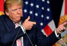 ترامپ:ایران هزینه گزافی خواهد پرداخت، سال نو مبارک!