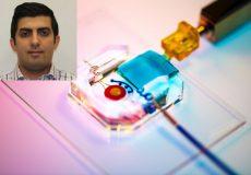 بررسی داروهای بیماری خشکی چشم روی تراشه