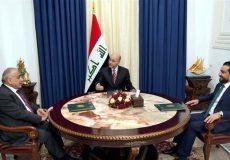 هیچ نامزدی برای تصدی پست نخستوزیری عراق وجود ندارد