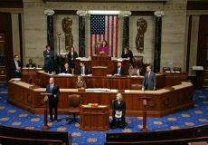 رای مثبت مجلس نمایندگان آمریکا به طرح استیضاح ترامپ