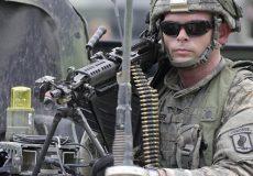تنش بین نیروهای آمریکا و روسیه در جاده بینالمللی حسکه – حلب