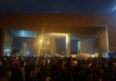 تجمع اعتراضی عصر امروز دانشجویان «شریف» و «امیرکبیر»