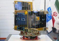 """ماهواره """"ظفر"""" در مدار قرار نگرفت"""