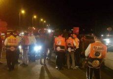 زخمی شدن ۱۴ سرباز اسرائیلی در حادثه زیر گرفتن در قدس