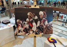 از قبای ترکمنی تا کیمونوی کرهای در جشنواره مد و لباس فجر