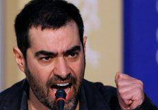 گرد و خاک شهاب حسینی در نشست خبری جشنواره فیلم فجر