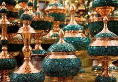 تفاهمی برای ایجاد کیوسکهای صنایع دستی در نوروز