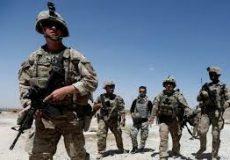 خروج نیروهای آمریکایی از افغانستان آغاز شد