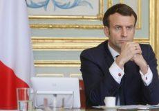ماکرون به بستن مرز فرانسه با انگلیس تهدید کرد