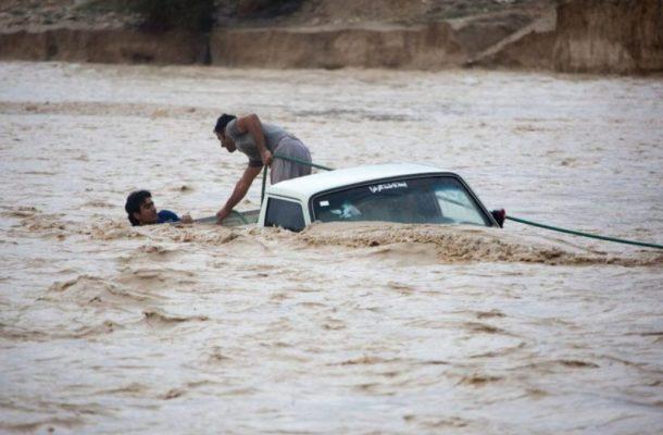 ۷ استان درگیر سیل/ ۷ کشته و ۲ مفقود تا صبح امروز