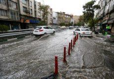 احتمال وقوع سیل در تهران/ دستگاهها در حالت آمادهباش قرار گیرند