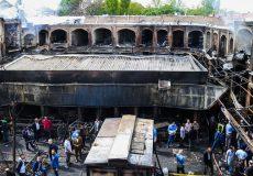 آوار حوادث عمدی بر سر اماکن تاریخی