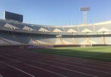 آماده باش اماکن ورزشی تهران و مازندران/ دربهای ورزشگاههای آزادی،شیرودی،انقلاب و تختی باز شد
