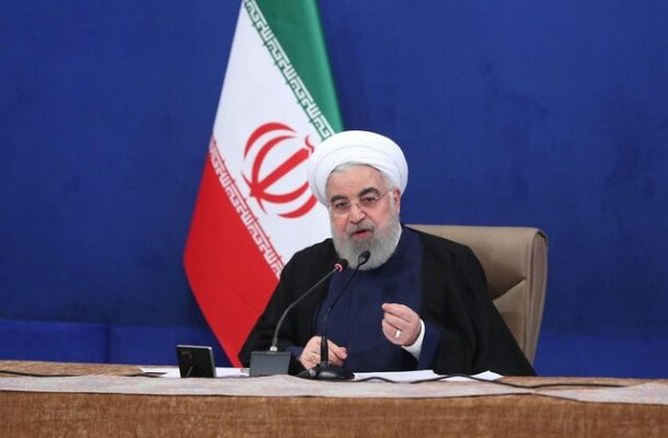 روحانی: تولیدات کشور افزایش یافته و ارزآوری بهتر شده است