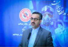 """شمار فوتی های کرونا به کمتر از ۴۰ تن رسید / خوزستان همچنان """"قرمز"""" است"""
