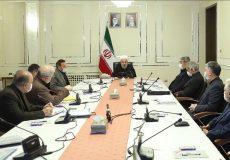 روحانی: شرط اصلی رسیدن به مرحله سفید رعایت پروتکلهای بهداشتی است