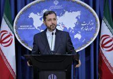 خطیبزاده: مذاکرات ایران و چین هیچ ارتباطی به انتخابات آمریکا ندارد
