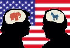 دوئل بر سر کاخ سفید و کنگره؛ انتخابات آمریکا رسما آغاز شد