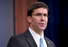ترامپ، اسپر را برکنار و مدیر مرکز ملی مقابله با تروریسم را جانشین او کرد