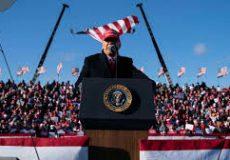 یک کارشناس مسائل بین الملل: احتمال وقوع جنگ داخلی در آمریکا پس از انتخابات وجود دارد