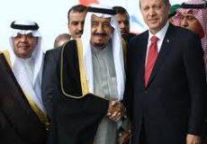 """اردوغان به پادشاه عربستان """"موفقیت"""" اجلاس گروه ۲۰ را تبریک گفت"""