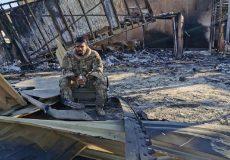 روایت دست اول آمریکاییها از حمله موشکی ایران به چشم شیر