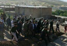 رئیس سازمان بسیج: سپاه تا آخر کنار زلزلهزدگان دنا میماند/ وسایل مورد نیاز را به منطقه انتقال میدهیم