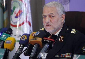 رئیس پلیس راهنمایی و رانندگی: خودروهای بالای ۳ میلیون تومان جریمه متوقف میشوند