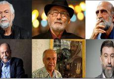 هنرمندانی که در سال ۹۹ از دست دادیم/ از سیروس گرجستانی و علی انصاریان تا ماه چهره خلیلی + تصاویر