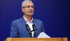 ربیعی در نشست خبری: مذاکرهای بین نمایندگان ایران و آمریکا صورت نمیگیرد/ یک زنجیره کامل IR-6 در نطنز نصب شده است