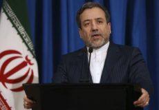 عراقچی: اگر آمریکا جدی است باید تمام تحریمهای ایران را بردارد