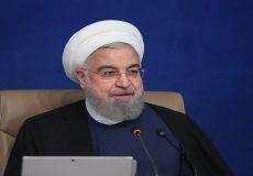 روحانی در جلسه ستاد هماهنگی اقتصادی دولت: افزایش قیمت کالاها به هیچ وجه پذیرفتنی نیست