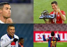 ۱۰ بازیکن برتر فوتبال جهان در فصل ۲۰۲۱_۲۰۲۰