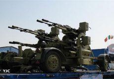 توپ های ضدهوایی ایرانی؛ راهبردی برای دفاعِ زمین به هوا + تصاویر