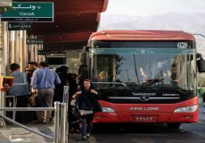 دور زدن قانون یا زورگویی اتوبوسرانهای پایتخت!/ آیا دریافت مبلغ کرايه اتوبوس توسط رانندههای بی آرتی تخلف است؟