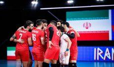 لیگ ملتهای والیبال؛ ایران – لهستان/ جدال بلند قامتان ایران با عقابهای مدعی