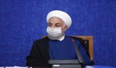 روحانی در جلسه ستاد مقابله با کرونا: ۶۹ درصد دستورالعملهای بهداشتی در کشور رعایت میشود/ درمان ویروس دلتا با اقدام دسته جمعی امکان پذیر است