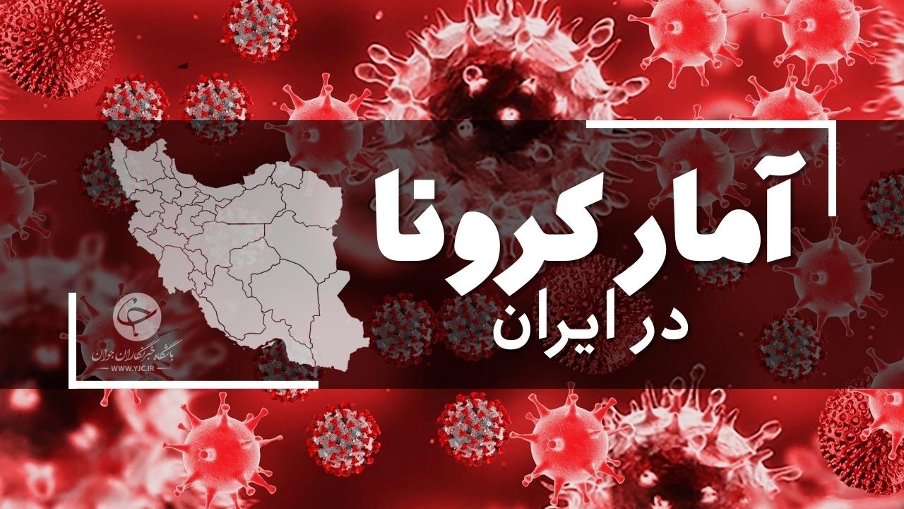 آخرین آمار کرونا در ایران؛ شناسایی ۷۵۱۵ بیمار جدید