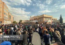 تجمع امروز دانشجویان دانشگاههای تهران