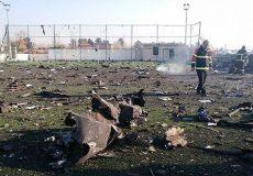 پیکر ۶۱ نفر از جانباختگان هواپیمای اوکراین آماده تحویل به خانوادههایشان