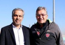 عرب: برانکو نیامد، پولش بین بازیکنان پخش شد!