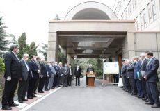 روحانی: در رابطه با کرونا همچون موضوع خطای انسانی در سقوط هواپیمای اوکراینی با مردم صادق بودیم!