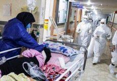 لحظاتی پای درد دلهای بیماران کرونایی